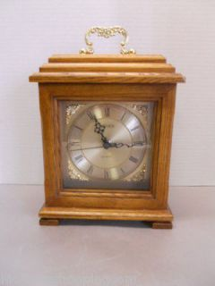 linden mantel clocks