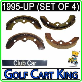 Club Car Brake Shoes (1995 up) DS and Precedent Golf Cart