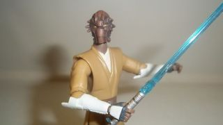 custom star wars action figures in TV, Movie & Video Games