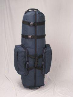 NEW BAG BOY MEDALIST GOLF TRAVEL BAG COVER GUN METAL FITS STAND & CART