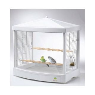 24x18x23 TREETOP CANARY FINCH COCKATIEL LOVEBIRD CAGE bird cages toy
