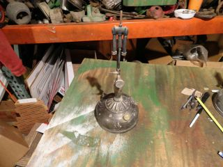 Old Vintage Coleman Quick Lite Gas Kerosene Lantern Lamp Lite Antique