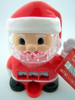 Collectible Santa Clause Gumball Slot Machine Figurine Figure