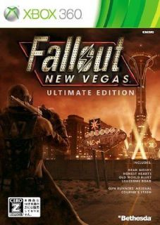 Xbox 360 Fallout: New Vegas Ultimate Edition Japan Used