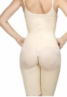 Full Body Shaper Post partum Vedette Mid Thigh 104, Firm Girdle Suit