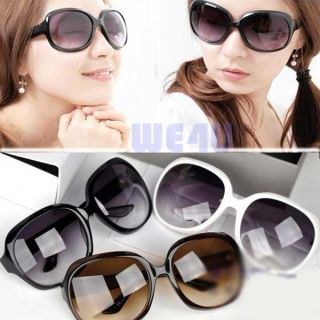 SPRING Fashion Sunglasses Stylish Large Plastic Frame Cool Glasses