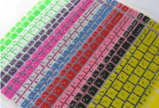 Keyboard Skin Cover Protector fr Toshiba Satellite P875 C855 C855D