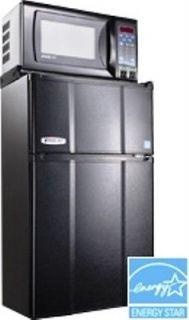 9MF 7TP 2 Door Refrigerator Freezer, Microwave, Energy Star Rated
