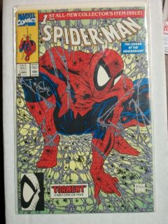 marvel comics spiderman torment