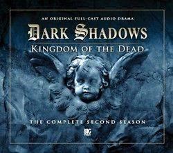 Audio Dark Shadows Kingdom of the Dead Complete Season 2 Boxed Set