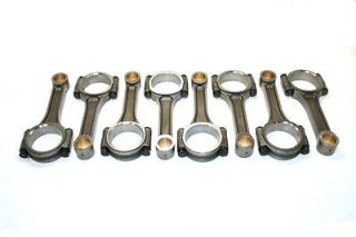 SBC 5.700 6.000 6.125 6.200 FORGED I BEAM CONNECTING ROD W/BUSHING