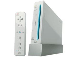 Nintendo Wii White Console NO CONTROLLERS or GAMES