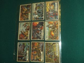 Civil War News Cards 88 High Quality Card Set Selling Singles or Set