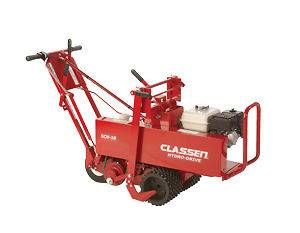 Classen SOD CUTTER GX160 12 lawn care power equipment zero turn mower