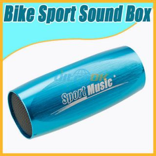 Mini Sport Bicycle Bike FM Radio TF  Player Music Sound Box