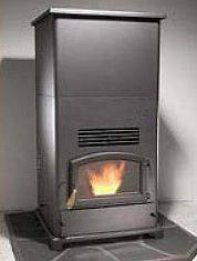 Newly listed JUMBO WOOD PELLET STOVE FURNACE,55,000 BTU, 350lb Hoppr