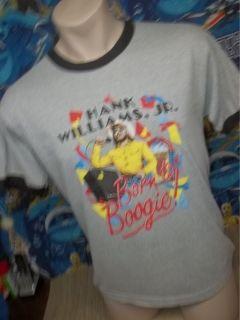 hank williams jr t shirt in Clothing,