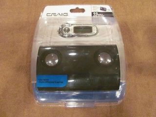 Craig 2GB  Player With Portable Amplified Speakers CMA3500E