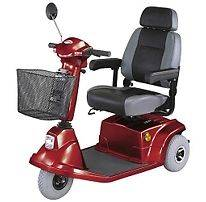 CTM HS 570 Mid Range 3 Wheel Electric Senior Scooter