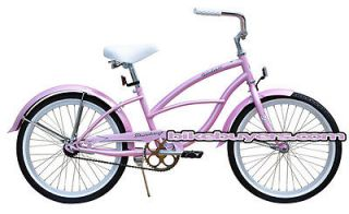 Firmstrong Urban 20 1 speed Girls Beach Cruiser bicycle bike pk