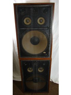 VINTAGE PIONEER CS 911A STEREO SPEAKERS STUDIO MONITOR # 1