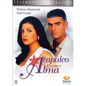 ACAPULCO CUERPO Y ALMA   TELENOVELA   DVD   BRAND NEW   LATIN