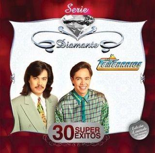 Los Temerarios   Serie Diamante 30 Super Exitos [CD New]