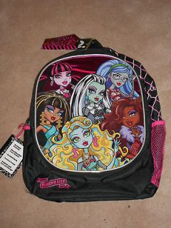 monster high backpack in Girls Accessories