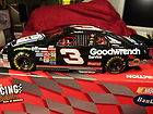 1999 #3 Dale Earnhardt GMGW White Sign Monte Carlo NASCAR DieCast by