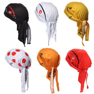 2012 New Cycling Bicycle Bike Outdoor Sports Bandana Pirate Hat Cap 6