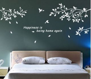 decorative wall stickers in Decals, Stickers & Vinyl Art