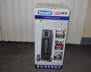 Brand New DeLonghi Safeheat TCH6690ER Ceramic Space Heater Remote 1500