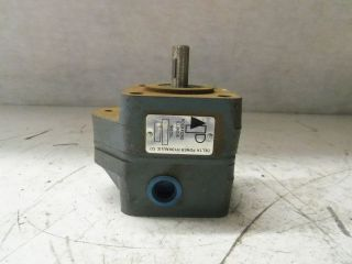 DELTA POWER HYDRAULIC PUMP, MODEL D2