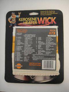 ALADDIN   Kerosene Heater Wick Model S 481 TEMP RITE 10