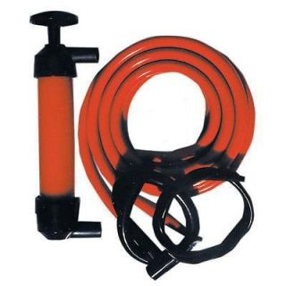 SIPHON PUMP KIT Transfer Pump Gasoline,Water​,Oil