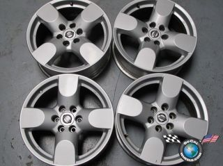 Four 05 08 Nissan Frontier Xterra Factory 17 Wheels OEM Rims 62453