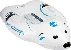 Wham O Snowboogie Jumbo 44 Inch Polar Bear Snow Tube Winter Sled