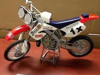 BAJA 1000 PRO CYCLE 1X DIRT BIKE MODEL WITH STAND
