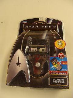 Tricorder 2009 Playmates Toys Electronic Works New Sealed Star Trek