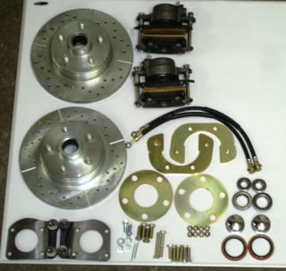 1967 1968 1969 1970 mustang disc brake conversion new (Fits Mustang)