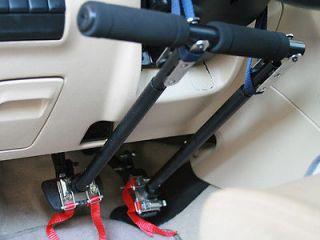 Left hand accelerator brake control disabled Portable