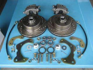 1965 1966 1967 1968 chevy impala front disc brake kit