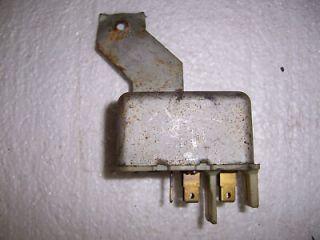 Power Door Lock RELAY U 1978   1987 El Camino MONTE CARLO MALIBU