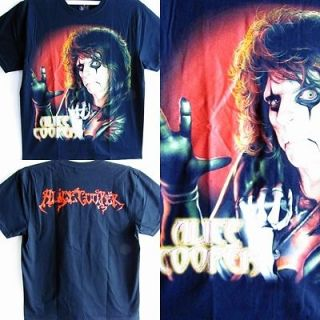 alice cooper t shirt in Clothing,