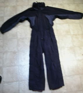 Gore Tex Thinsulate High Quality Mens Ski Suit Size S Fast Shipping