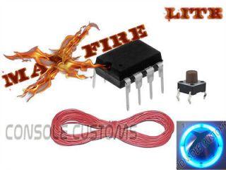 Xbox 360 MaxFire LITE Rapid Fire Mod Kit   Akimbo/Burst/Dual/Progra
