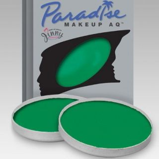 Green Paradise Face Body Painting Mehron Makeup Profesional