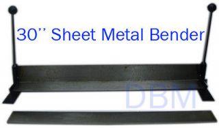 30 Inch Sheet Metal Bending Bender Brake Bender 17 Gauge