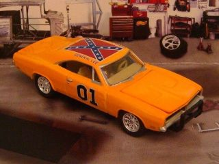 Dukes of Hazard General Lee 69 Charger 1/64 Scale Ltd Edition 4
