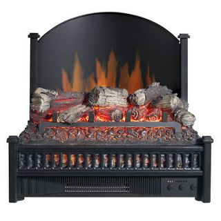 Electric Fireplace Insert in Fireplaces